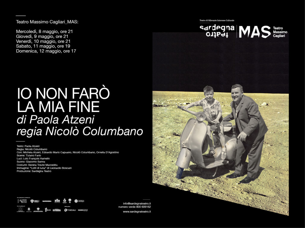 Io non faro la mia fine cartolina WEB Io non farò la mia fine, debutta al Teatro Massimo