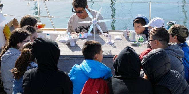 esperimenti in barca