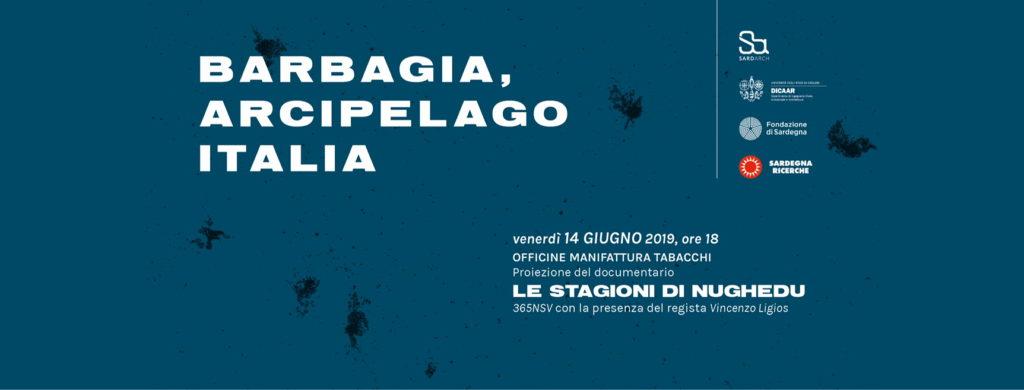 14GiugnoArcipelago3 La vera Sardegna all'Ex Manifattura Tabacchi