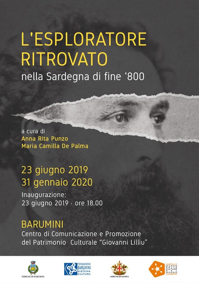 64933222 2387263827960681 7332291412370653184 n L'esploratore ritrovato nella Sardegna di fine '800 a Barumini