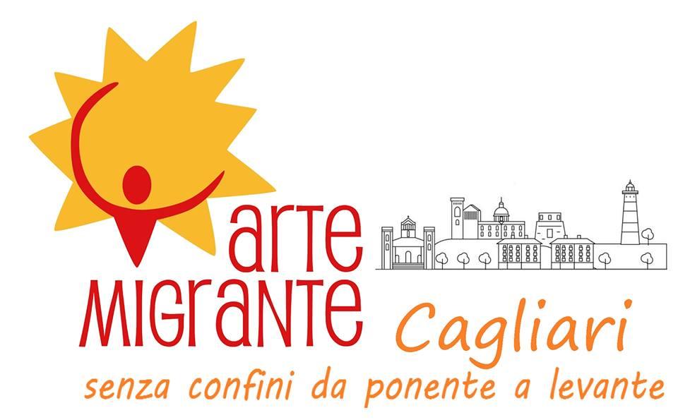 arte migrante logo 1 Intervista a Alessandra Marini e Lara Farci: Arte Migrante a Cagliari