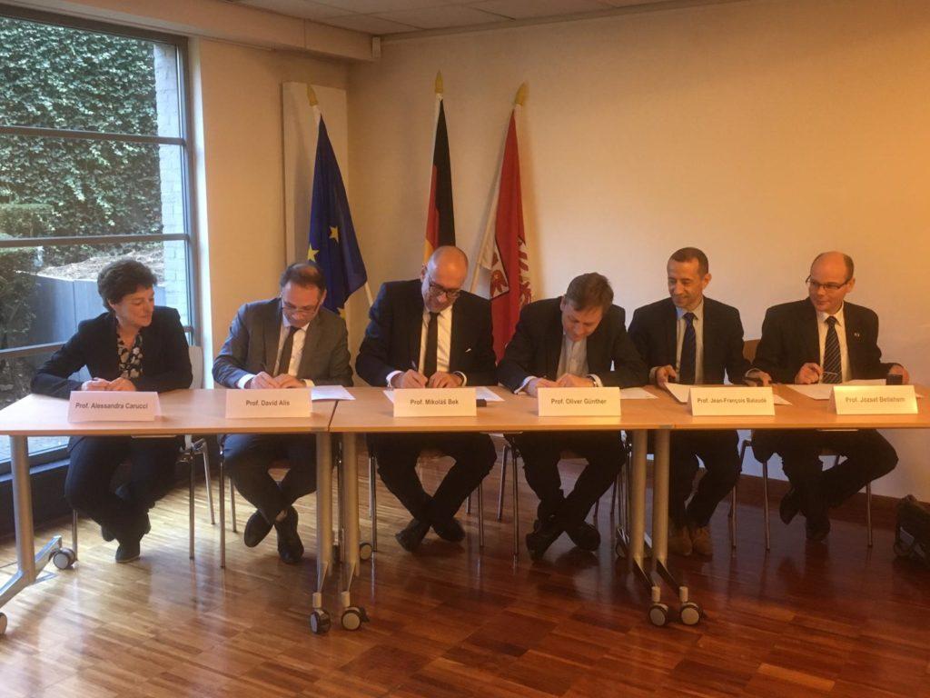 """educ firma 1 """"Università Europee"""", Cagliari fra le prime selezionate"""