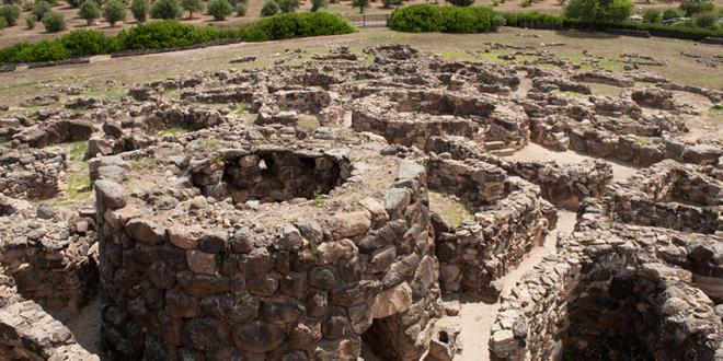 barumini archeologia
