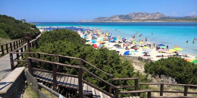 stintino spiaggia
