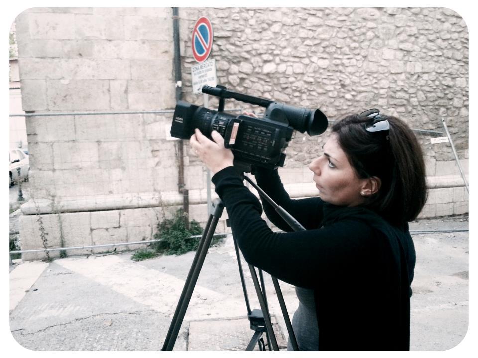 Annalisa Camilli Open Arms a Cagliari venerdì 12 luglio ore 19