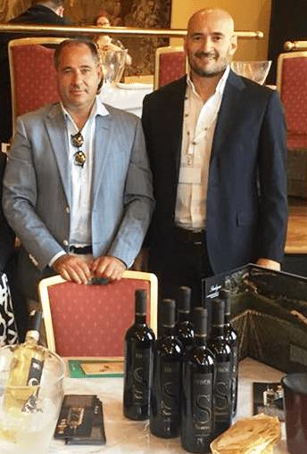 M.RUGGERO AD SIDDURA E M.MONTALI EXPORT MANAGER Siddùra fa rotta verso la Russia e l'Oriente