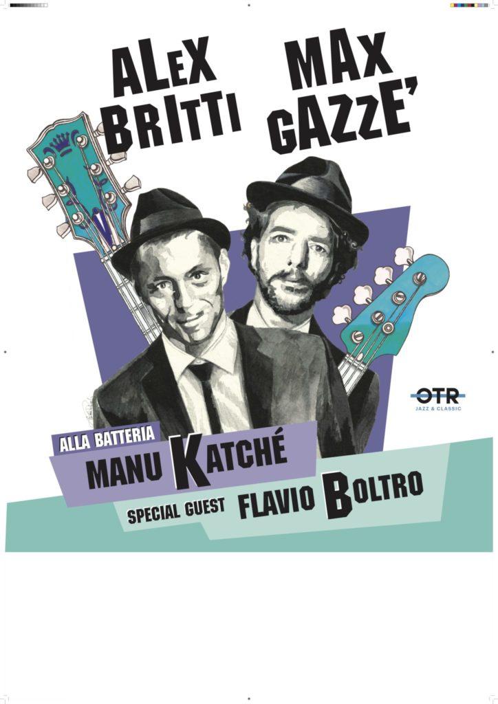 MANIFESTO Britti Gazze InMissionePerContoDiDio 1 Britti, Gazzè, Katché e Boltro in concerto a San Giovanni di Sinis
