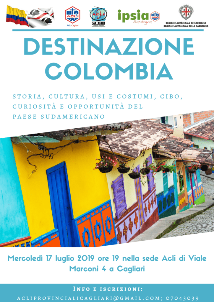 destinazione colombia 3 Destinazione Colombia: workshop Crei su studio, lavoro e vacanza all'estero