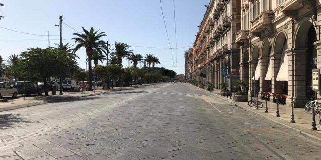 progetto via roma