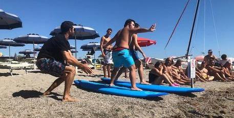 surf al poetto