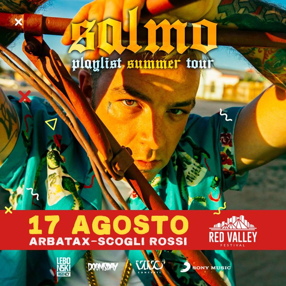 54800075 823592144645019 8103551630449836032 n Arbatax, Red Valley Festival: si parte il 15 agosto con Gigi d'Agostino