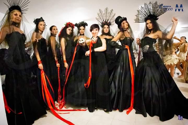 FB IMG 1565638060356 Serata di moda alle antiche Terme di Sardara