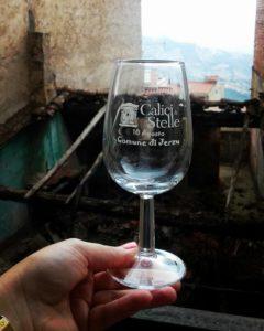calice 20 anni di Calici di Stelle, 40 anni della Sagra del Vino a Jerzu