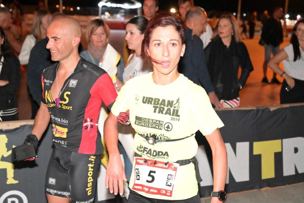 4b299663 3165 43d4 addf 1cca402c6f0c Oualid Abdelkader e Ariana Perdisci vincono il Cagliari Urban Trail 2019