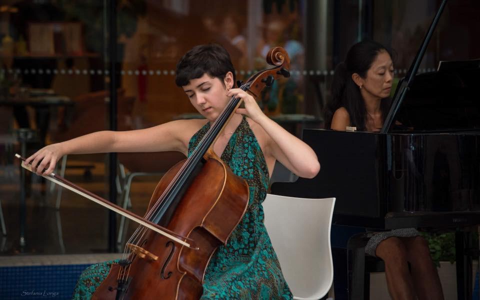 Carla Conangla I talenti dell'Accademia internazionale di musica chiudono Le notti musicali