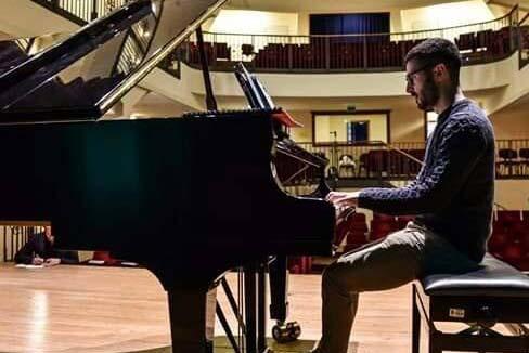 Marco Schirru I talenti dell'Accademia internazionale di musica chiudono Le notti musicali