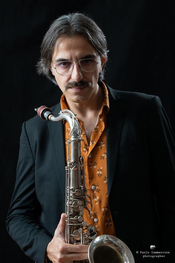 """Max Ionata 3 foto Paolo Iammarone m Dal 26 al 29 settembre torna a Cagliari """"Forma e Poesia nel Jazz"""""""