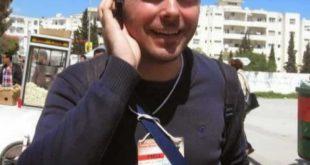 giornalista Saverio Tommasi