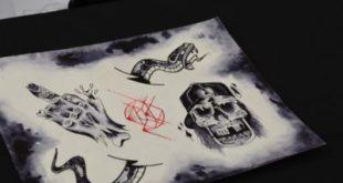 tatuaggi nel mirino
