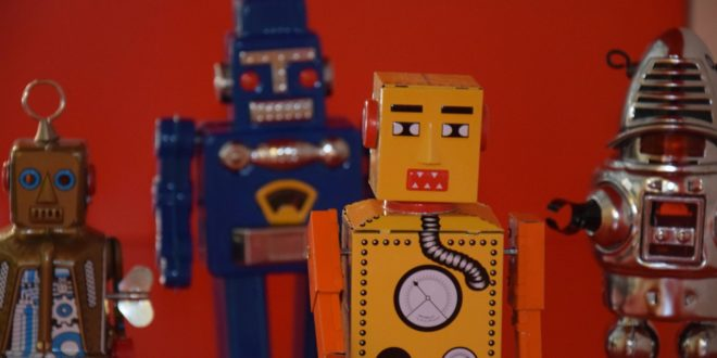 foto robot