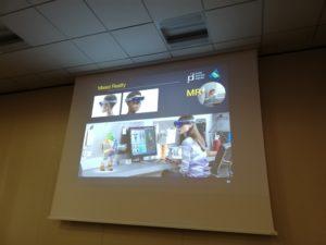 Foto 2 'Realtà virtuale e realtà aumentata: opportunità per le PMI'