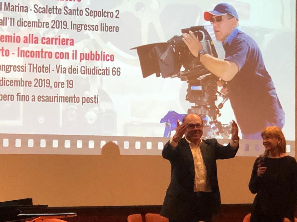 50eea4a7 6106 4181 9d0a 8ec41e635e4c Carlo Verdone a Cagliari, riceve il Premio alla carriera