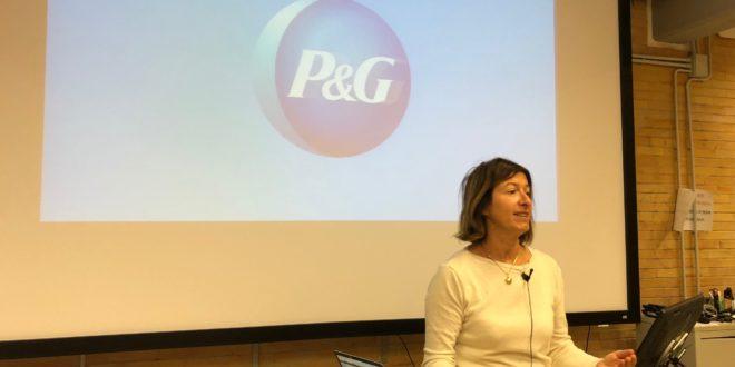 P&G, Senior Manager