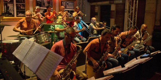 paolo nonnis big band