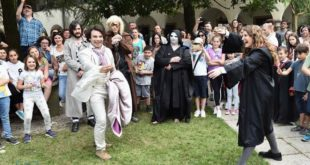 harry potter a cagliari