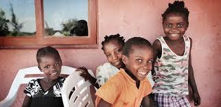 bambini sorridenti