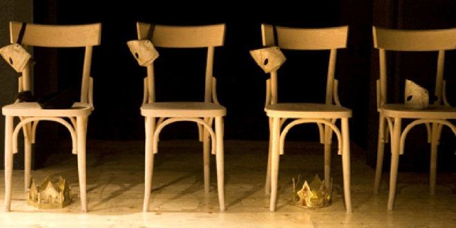 sedie in teatro