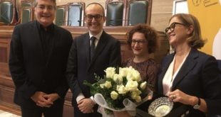 permio aidda Cristina Caboni premiata