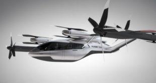 modella di aereo-taxi