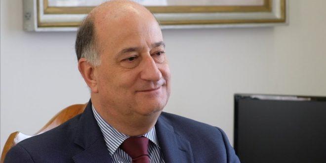 Bruno Corda, il prefetto di Cagliari