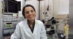 Miriam Melis, la vincitrice del premio