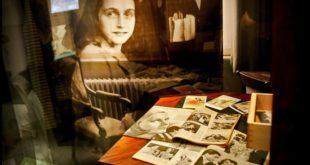 Anna Frank nell'immagine