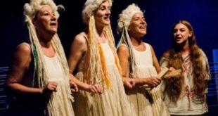 istòs spettacolo teatro Sanluri tessitura