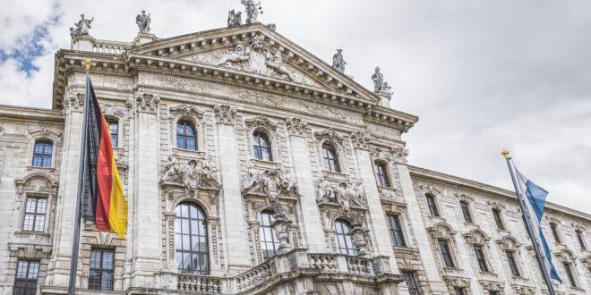Palazzo di Giustizia Germania
