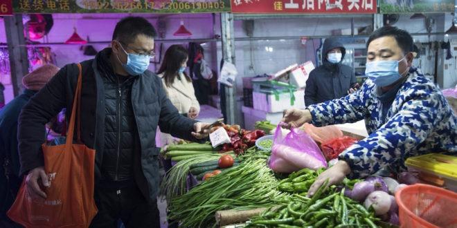 Mercato di Whuan