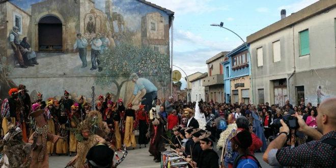 Storia a San Sperate