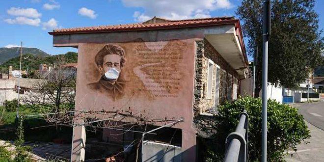 Murales di Gramsci