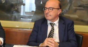 L'assessore Mario Nieddu