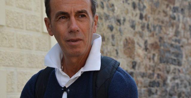 Nicola Giordanelli, presidente del Cus Sassari