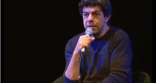 L'attore Pierfrancesco Favino