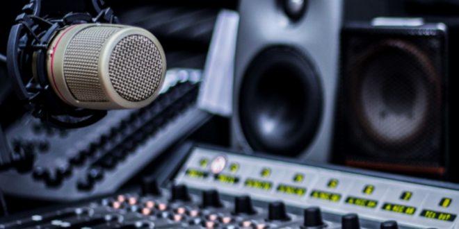 Esempio di una radio