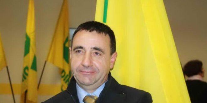 Battista Cualbu, presidente di Coldiretti Sardegna