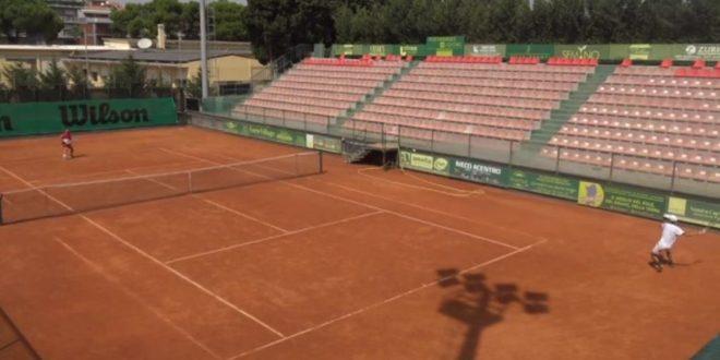 Lo stadio principale di Monte Urpinu