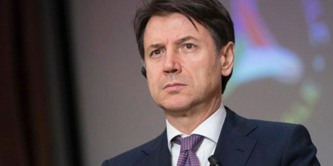 Giuseppe Conte, il presidente del Consiglio