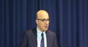 L'assessore della Sanità Mario Nieddu