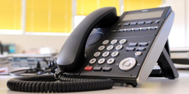 Un telefono come esempio